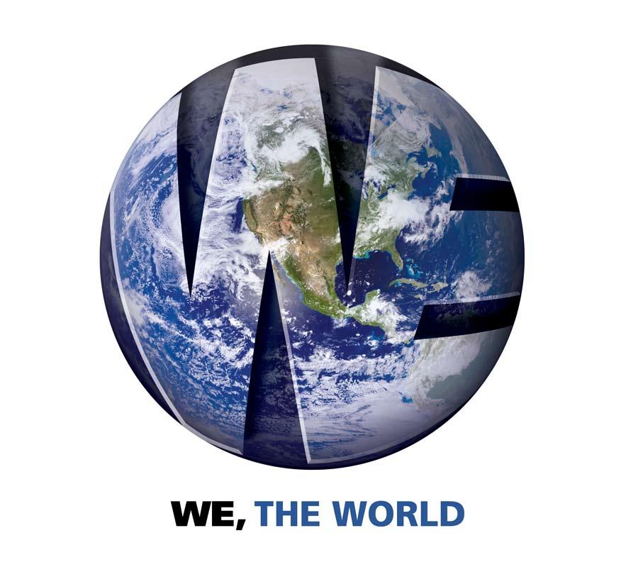 We, The World